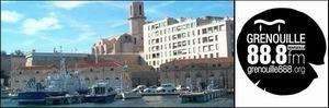 Soirée Radio Grenouille / Marseille