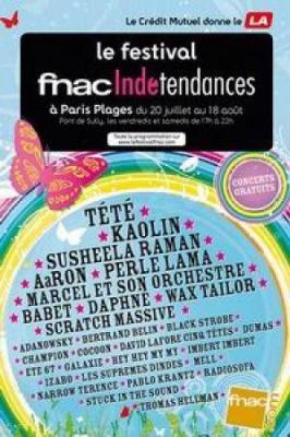Festival Fnac indétendances