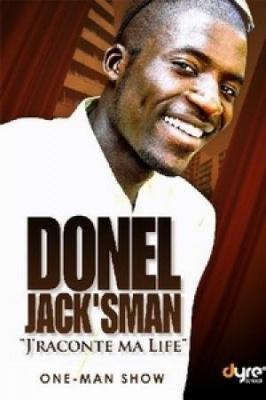 J raconte ma life de Donel Jack sman