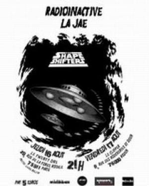 RADIOINACTIVE + LA JAE