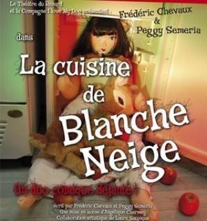 La cusine de Blanche Neige