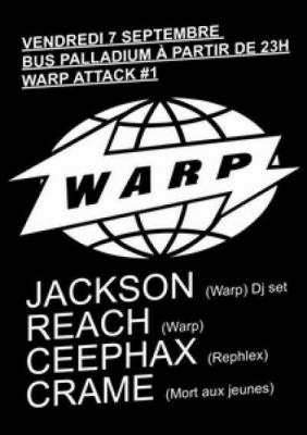 Warp Attack #1