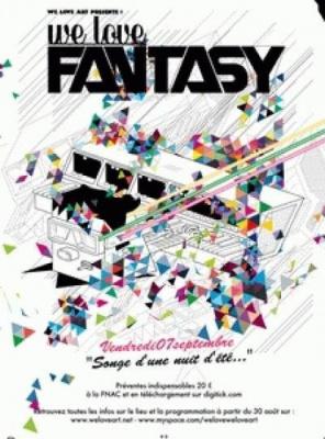 We Love Fantaisy