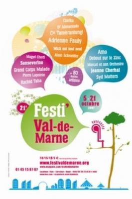 Festi Val-de-Marne , magyd cherfi