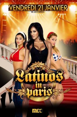 latinos in paris