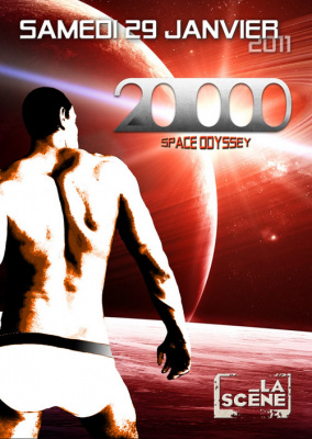 20 000 space odysee
