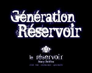 génération réservoir