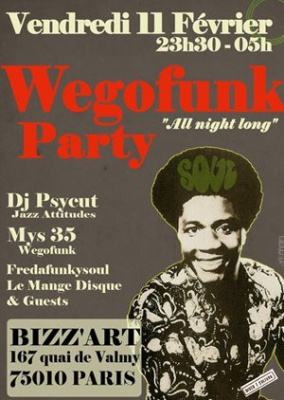 wegotfunk pmagic tourarty