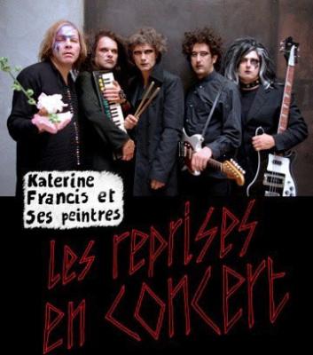 Katerine Francis et ses peintres