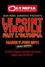 Point Virgule Olympia