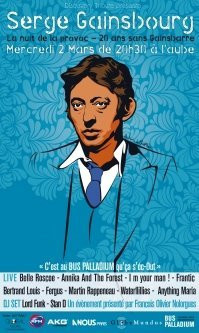 Tribute Serge Gainsbourg