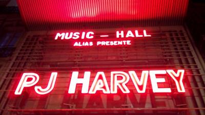 PJ Harvey Olympia