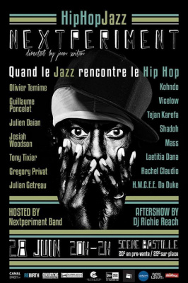 HipHopJazz Nextperiment