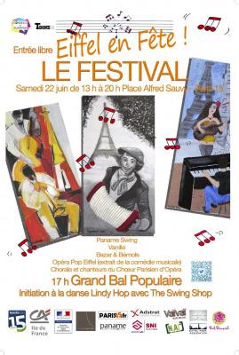 Festival Eiffel en Fête !