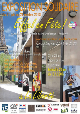 Exposition Solidaire