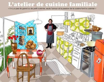 guest cooking, l'atelier de cuisine familiale, l'atelier des artistes galopins