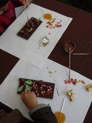 pâques, bercy village, pâques en chocolat à bercy village