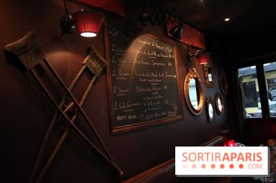 Restaurant : Le Cabinet de sa Majesté