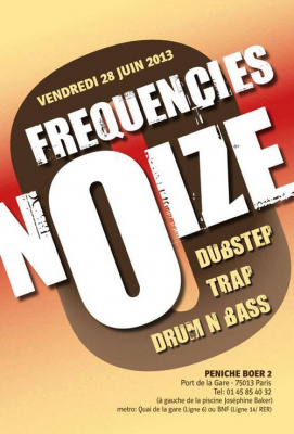 FREQUENCIES NOIZE # 4