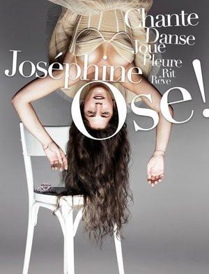 Josephine Ose, Sentier des Halles, One Woman Show