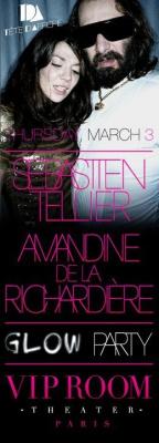 Glow, Sebastien Tellier, VIP Room