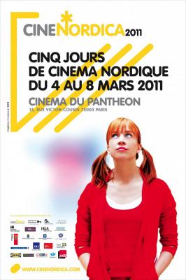 Cinéma du Panthéon, Cine Nordica, Cinema Nordique, Millenium, Salon du Livre