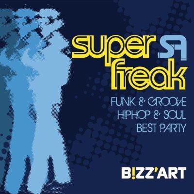Superfreak Party, Bizz'art