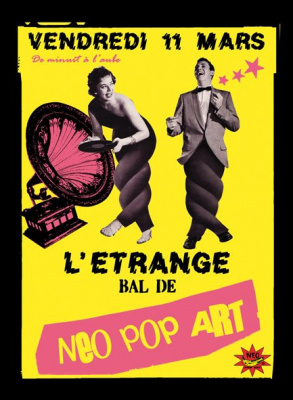 Neo Pop Art, Java, Etrange Bal