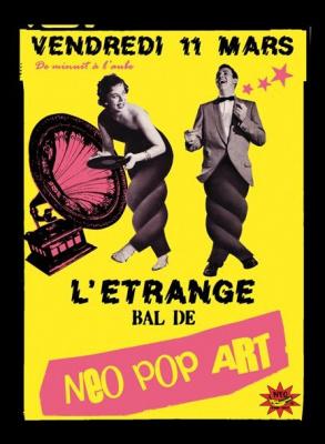 Neo Pop Art, Java, Etrange Bal