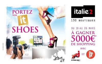 It Shoes, pieds, Italie 2, beauté
