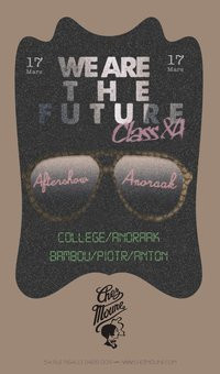 We are The Future, Anoraak, Chez Moune
