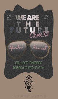 We are The Future, Anoraak, Chez Moune