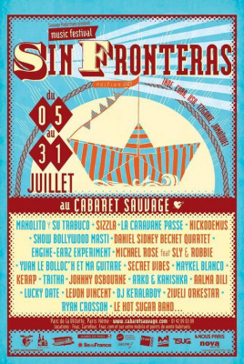 FESTIVAL SIN FRONTERAS 2013