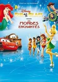 Disney sur glace, les mondes enchantés