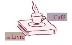 un livre, un café