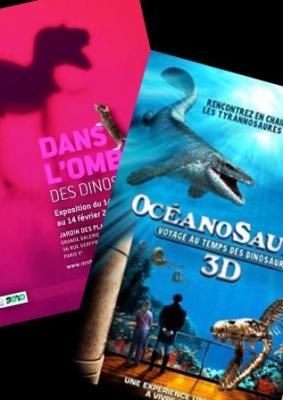 océanosaures 3d, dans l'ombre des dinosaures