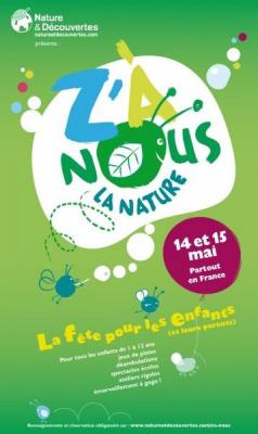 z'à nous la nature