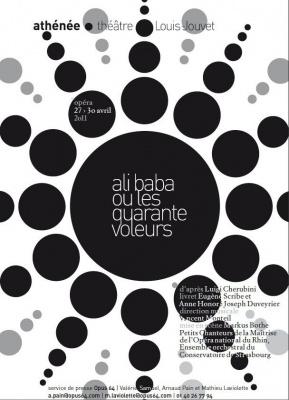 ali baba et les quarante voleurs, athénée théâtre