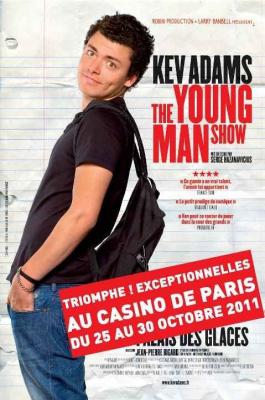 Kev Adams 2011