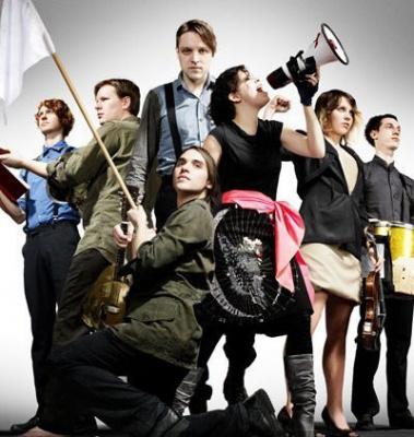 Arcade Fire 2011