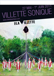 Villette Sonique 2011