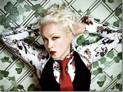 Cyndi Lauper 2011