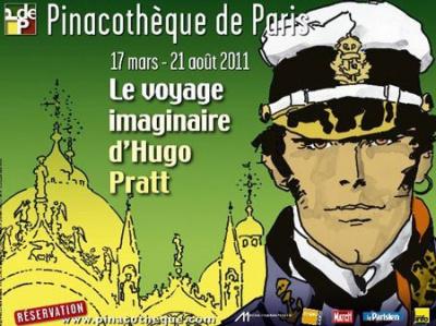 Hugo Pratt Pinacothèque