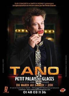 Tano Palais Glaces