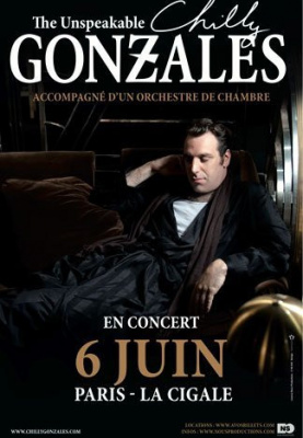 Gonzales Cigale 2011