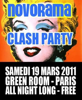 Novorama Clash Party