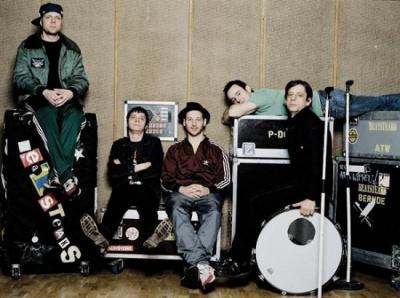 Beatsteaks, Limbo Messiah, Maroquinerie