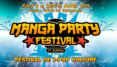 Manga party festival, j-pop, japon, porte de Versailles, japan expo
