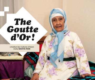 Goutte d'Or, Institut des Cultures d'Islam, Martin Parr