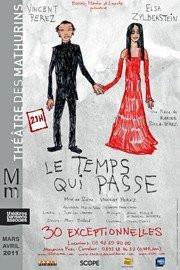 Le Temps qui passe, théâtre des Mathurins, Elsa Zylberstein, Vincent Pérez